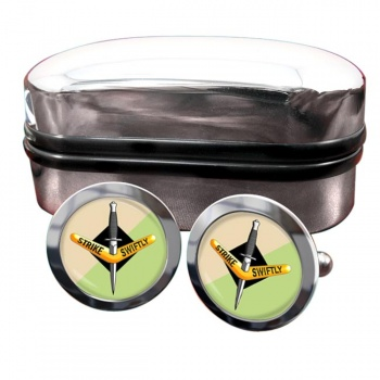 1st Commando Regiment (Australian Army) Round Cufflinks