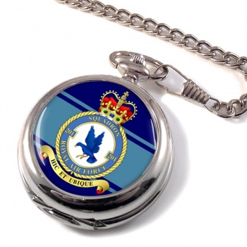 No. 201 Squadron (Royal Air Force) Pocket Watch