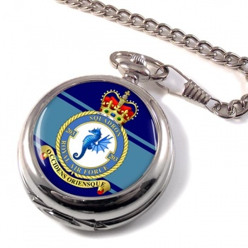 No. 203 Squadron (Royal Air Force) Pocket Watch