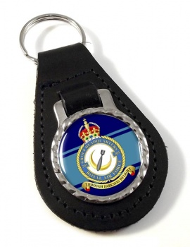 No. 205 Group Headquarters (Royal Air Force) Leather Key Fob