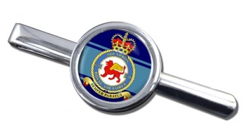 No. 207 Squadron (Royal Air Force) Round Tie Clip