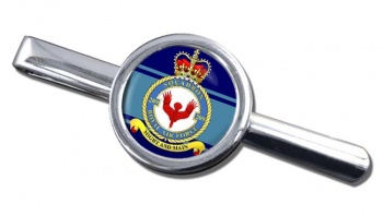 No. 209 Squadron (Royal Air Force) Round Tie Clip