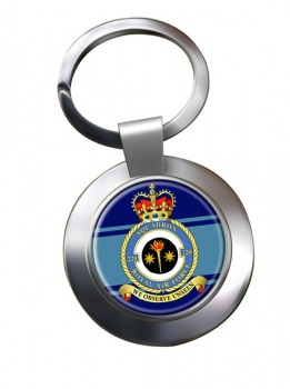 No. 220 Squadron (Royal Air Force) Chrome Key Ring