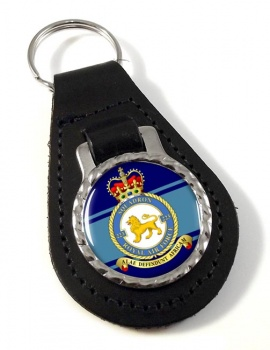 No. 223 Squadron (Royal Air Force) Leather Key Fob