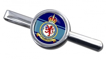 No. 263 Squadron (Royal Air Force) Round Tie Clip