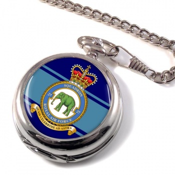 No. 27 Squadron (Royal Air Force) Pocket Watch