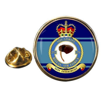 No. 275 Squadron (Royal Air Force) Round Pin Badge