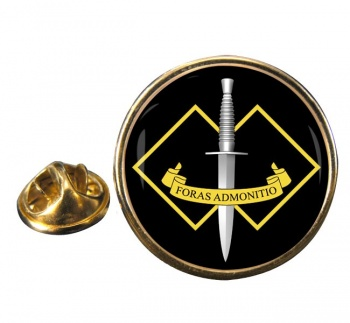 2nd Commando Regiment (Australian Army) Round Pin Badge