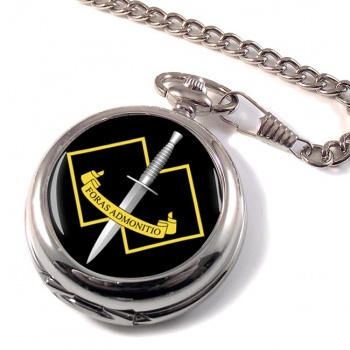 2nd Commando Regiment (Australian Army) Pocket Watch