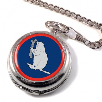 2 Operational Support Group RLC (British Army)  Pocket Watch