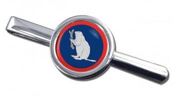 2 Operational Support Group RLC (British Army)  Round Tie Clip