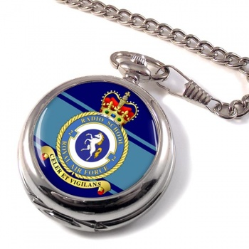 No. 2 Radio School (Yatesbury) (Royal Air Force) Pocket Watch