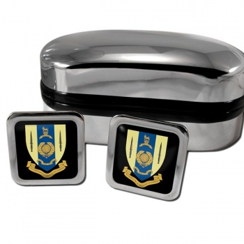 30 Commando Royal Marines Square Cufflinks