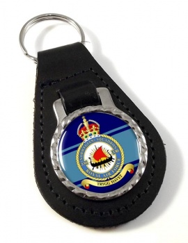 No. 330 Norwegian Squadron (Royal Air Force) Leather Key Fob