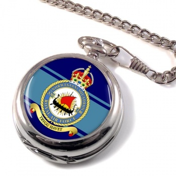 No. 330 Norwegian Squadron (Royal Air Force) Pocket Watch