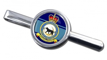 No. 34 Squadron (Royal Air Force) Round Tie Clip