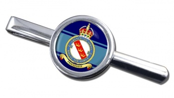 No. 341 French Squadron (Royal Air Force) Round Tie Clip