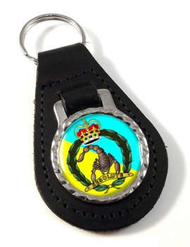 3rd-4th Cavalry Regiment (Australian Army) Leather Key Fob