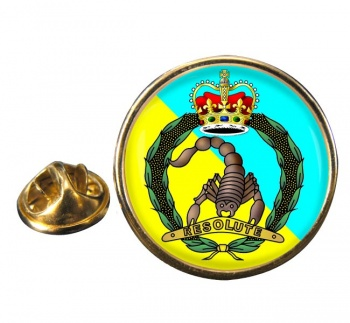3rd-4th Cavalry Regiment (Australian Army) Round Pin Badge
