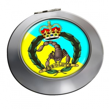 3rd-4th Cavalry Regiment (Australian Army) Chrome Mirror