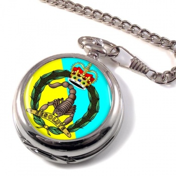 3rd-4th Cavalry Regiment (Australian Army) Pocket Watch