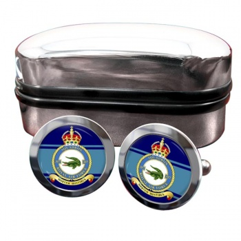 No. 357 Squadron (Royal Air Force) Round Cufflinks