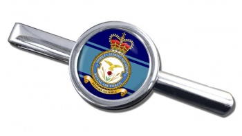 No. 3 Mobile Catering Squadron (Royal Air Force) Round Tie Clip
