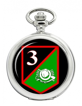 3rd Cavalry Squadron (Ireland) Pocket Watch