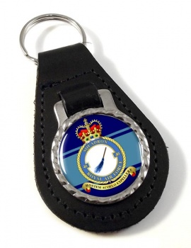 No. 40 Squadron (Royal Air Force) Leather Key Fob