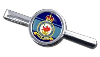 No. 402 Air Stores Park (Royal Air Force) Round Tie Clip
