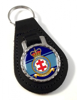 No. 41 Squadron (Royal Air Force) Leather Key Fob