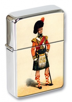 42nd Foot Royal Highlanders 1825 Flip Top Lighter