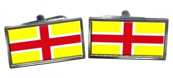 42 Commando Royal Marines Rectangle Cufflinks
