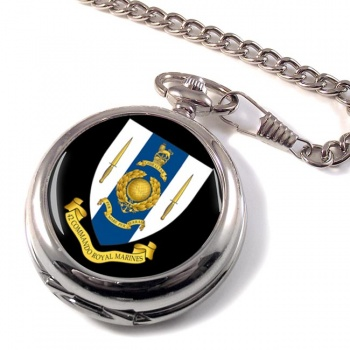 42 Commando Royal Marines Pocket Watch