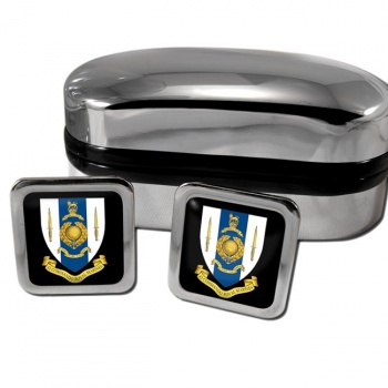 42 Commando Royal Marines Square Cufflinks