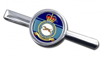 No. 49 Squadron (Royal Air Force) Round Tie Clip