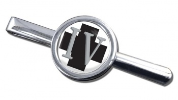 4 Medical Regiment Round Tie Clip