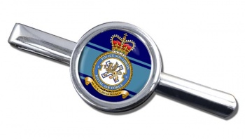 No. 4 Police Squadron (Royal Air Force) Round Tie Clip