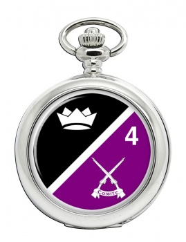 4th Infantry Battalion (Ireland) Pocket Watch