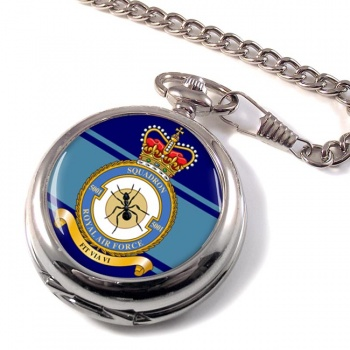 No. 5001 Squadron (Royal Air Force) Pocket Watch