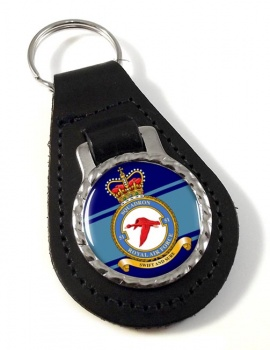 No. 51 Squadron (Royal Air Force) Leather Key Fob