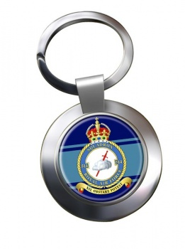No. 514 Squadron (Royal Air Force) Chrome Key Ring