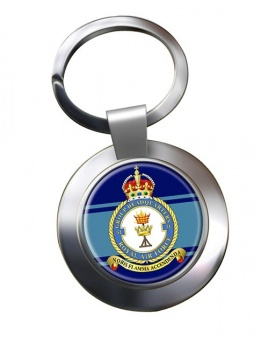 No. 51 Group Headquarters (Royal Air Force) Chrome Key Ring