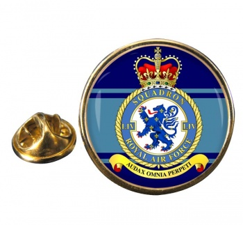 No. 54 Squadron (Royal Air Force) Round Pin Badge