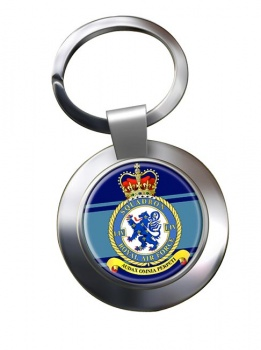No. 54 Squadron (Royal Air Force) Chrome Key Ring