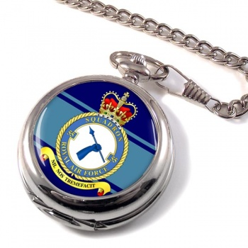 No. 55 Squadron (Royal Air Force) Pocket Watch