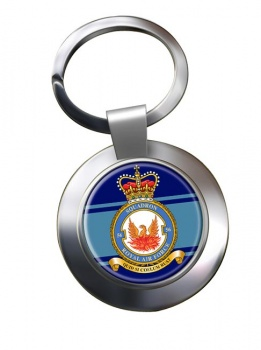 No. 56 Squadron (Royal Air Force) Chrome Key Ring