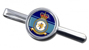 No. 5 Police Squadron (Royal Air Force) Round Tie Clip