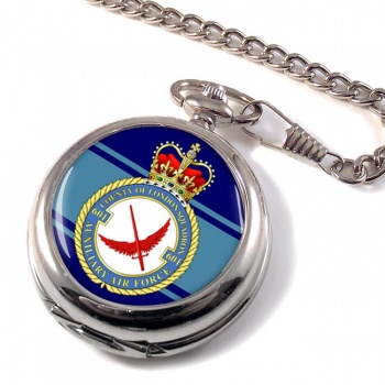 No. 601 Squadron RAuxAF Pocket Watch