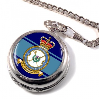 No. 612 Squadron RAuxAF Pocket Watch